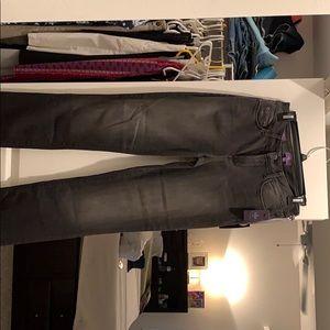 NYDJ original slimming fit black jeans NWT size 4